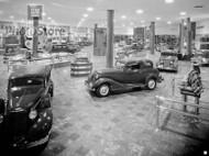 1933 World's Fair Pontiac Showroom Poster