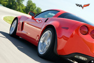 2011 Chevrolet Corvette Grand Sport Poster
