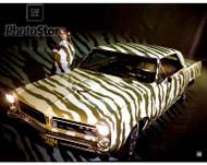 1965 Pontiac Tempest LeMans Coupe, GTO opt. (custom stripe) Poster