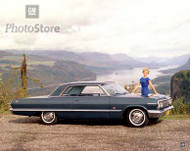 1963 Chevrolet Impala SS Coupe Poster