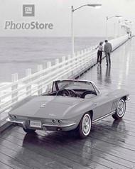 1965 Chevrolet Corvette Sting Ray II Poster
