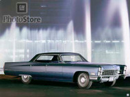 1968 Cadillac Sedan DeVille Poster