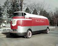 1940 GM Futurliner (Refurbished 1953) Poster