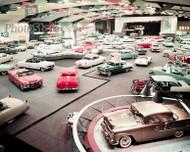 1955 Motorama Poster