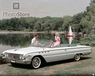 1961 Buick Electra 225 Convertible Poster