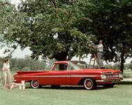 1959 Chevrolet El Camino Sedan Poster