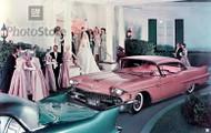1958 Cadillac Series 62 Sedan Poster