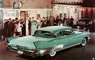 1958 Cadillac Series 60 Special Sedan Poster