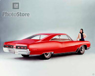 1967 Buick Wildcat Sport Coupe Poster