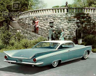 1959 Buick Invicta Hardtop Coupe Poster