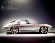1963 Chevrolet Corvette Sting Ray II  Poster