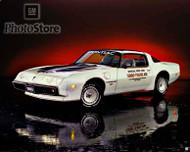 1980 Pontiac Firebird Turbo Trans Am II Poster