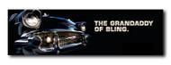 Bel Air Metal Sign - The grandaddy of bling.