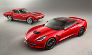 C7 Corvette Stingray Poster