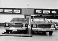 1972 Chevy Monte Carlo Concept Poster