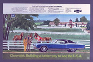 1972 Chevrolet Monte Carlo Poster