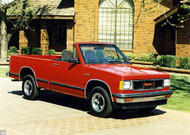 1990 GMC S15 Convertible Poster