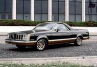 1978 Pontiac Grand Am Prototype Poster