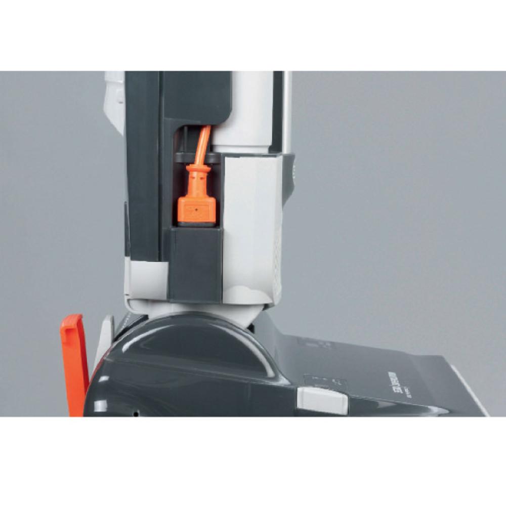 Sebo M350 External Cord Change Reduces Downtime.