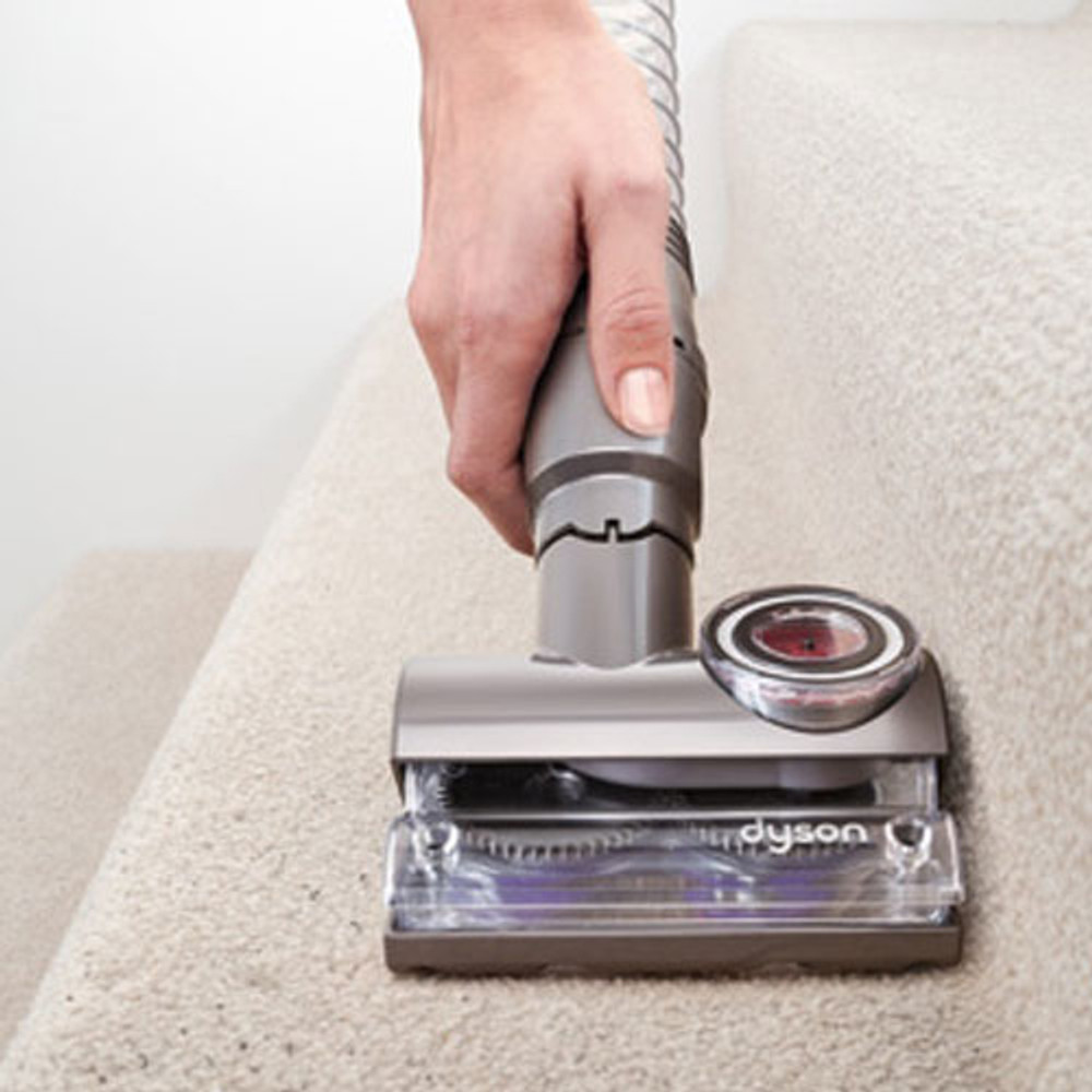 Dyson Tangle Free Turbine Tool Works on Carpeted Stairs