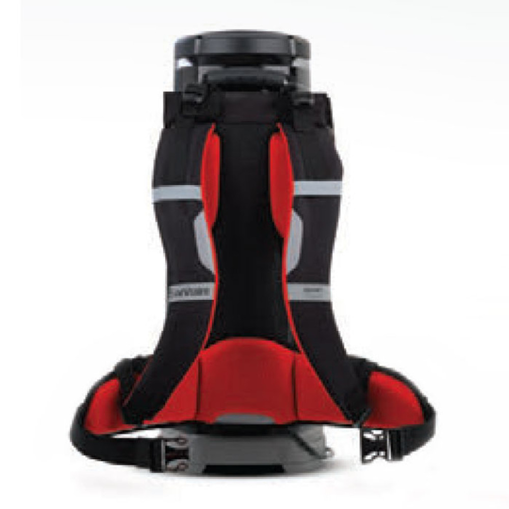 The straps have extra padding for a better fit and superior comfort.