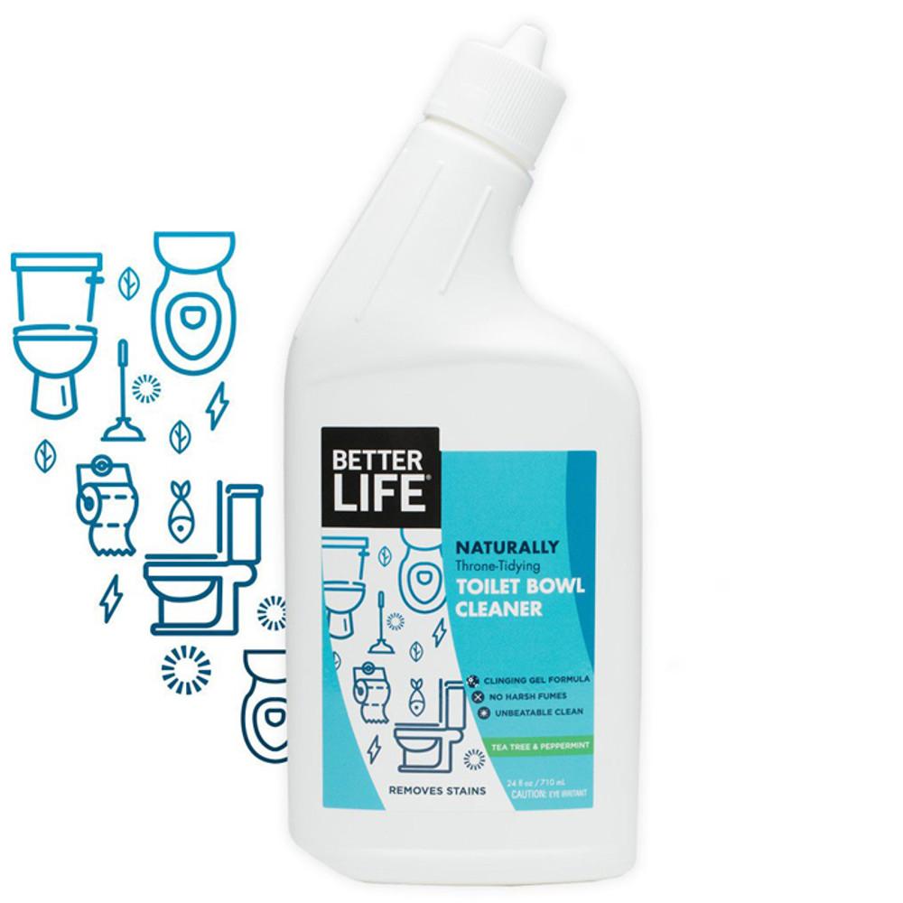 Better Life Toilet Bowl Cleaner