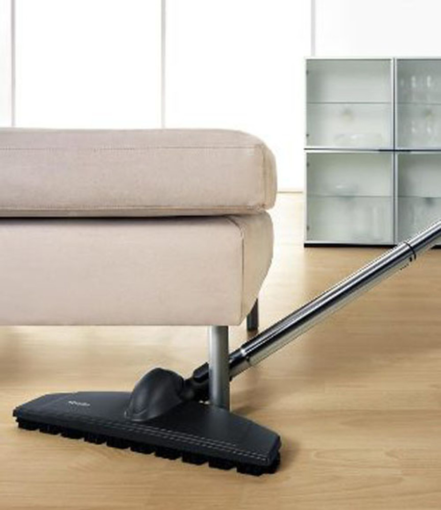 Miele SBB 300 Parquet Tool Miele Floor Brush Reaches Under Furniture