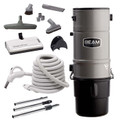 Beam 200A Deluxe Central Vacuum Electric Package