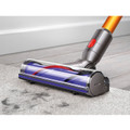 Direct Drive Power Head Cleans All Floor Types