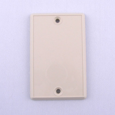 Central Vacuum Rough In Cover Plate