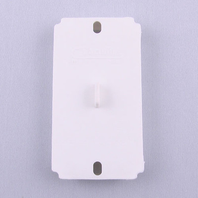 Drywall / Plaster guards prevent others from installing drywall over the back up plates.