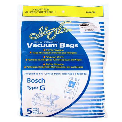 Bosch Vacuum Bags - Type G
