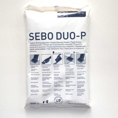 SEBO DUO-P Carpet Cleaning Powder