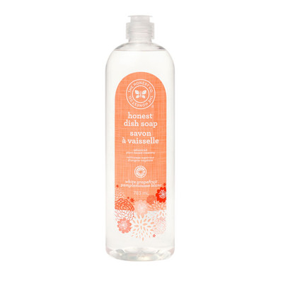 Honest Company White Grapefruit Dish Soap