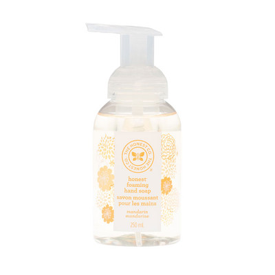 Honest Company Mandarin Foaming Hand Soap