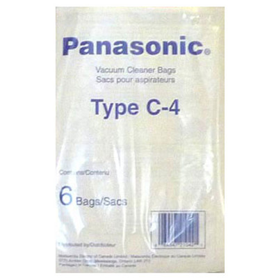 Panasonic C4 Vacuum Cleaner Bags