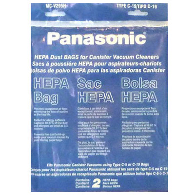 Panasonic C19 Vacuum Cleaner Bags