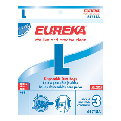 Eureka Style L Vacuum Bags