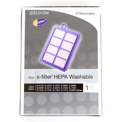 electrolux filter electrolux sfilter hepa washable filter