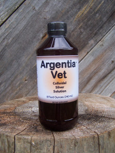 Argentia Vet 50 ppm Colloidal Silver Solution, 8 oz.