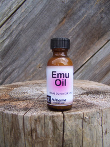 Pure Emu Oil, 1 oz.