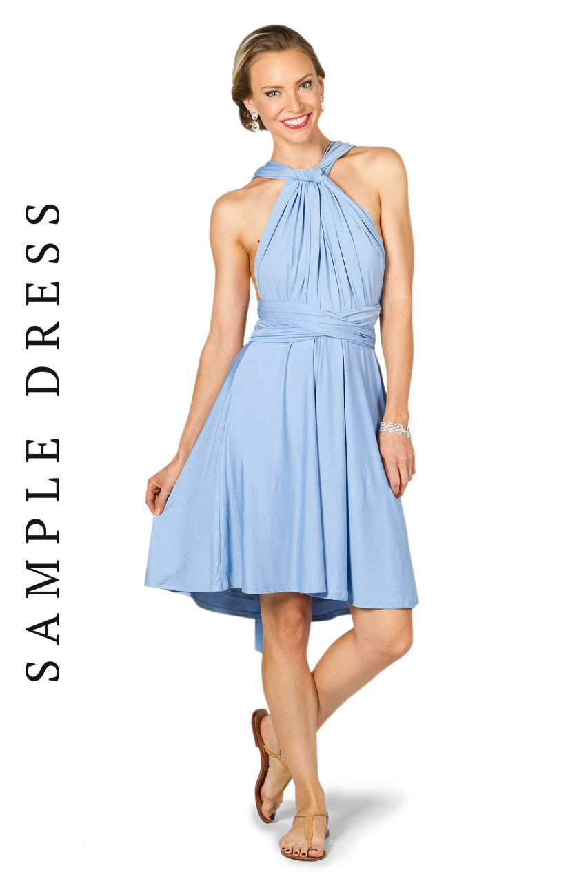 Sample convertible bridesmaid dress midi powder blue sample convertible bridesmaid dress midi powder blue gallery loading image 1 ombrellifo Image collections