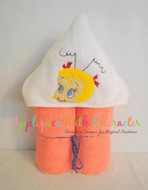 Cindy Lou Who Peeker Applique Design