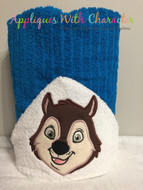 Wiley - Great Wolf Lodge Applique Design