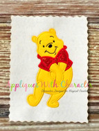 Winnie the Pooh Hands in Front