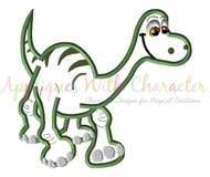 Arlo Good Dinosaur Applique Design
