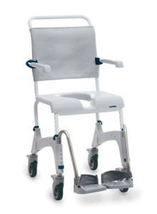 Invacare Aquatec Ocean Transit Shower Chair Commode