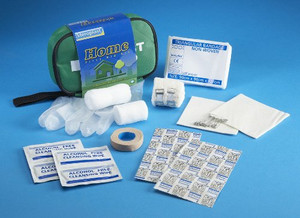 Small Home & Vehicle First Aid Kit