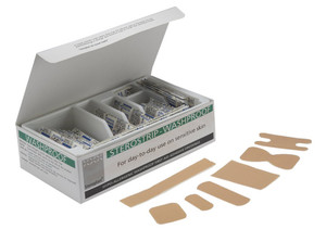 Sterostrip Hypo-allergenic Plasters - Boxed Assortment (x100)