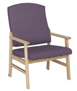 Doherty Bariatric Fixed Height Armchair